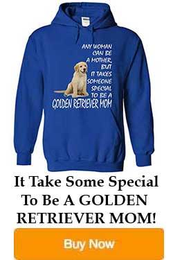 Golden Retriever Mom